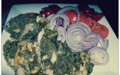 An Indian Feast – Chicken Cafrael